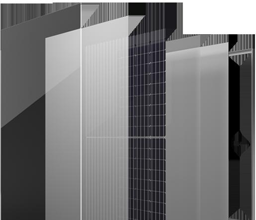 BLADE™-SERIES-SOLAR-MODULE-Structure-diagram