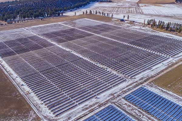 Oregon PV Plant